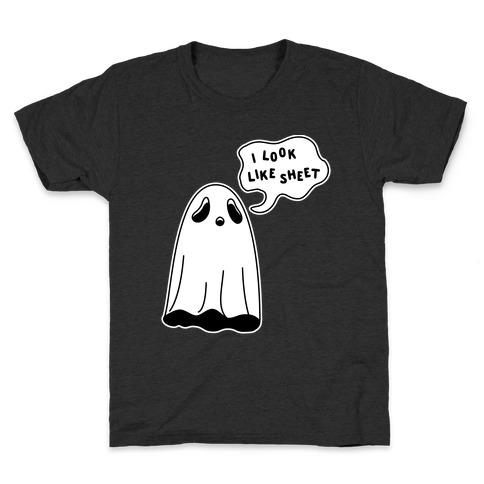 I Look Like Sheet Kids T-Shirt