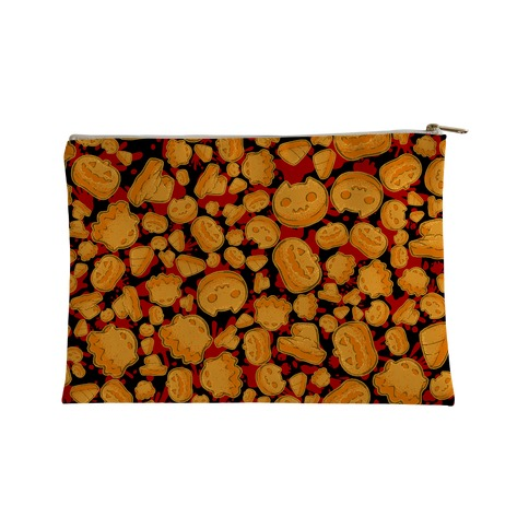 Halloween Nuggies Pattern Accessory Bag