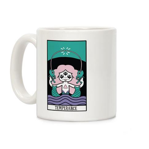 Creepy Cute Tarots: Temperance Coffee Mug