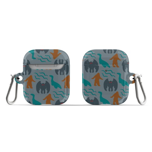 Cryptid Pattern  AirPod Case
