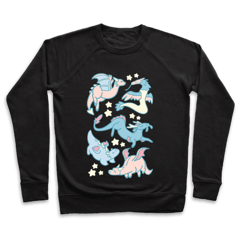 Dreamy Dragons Pullover