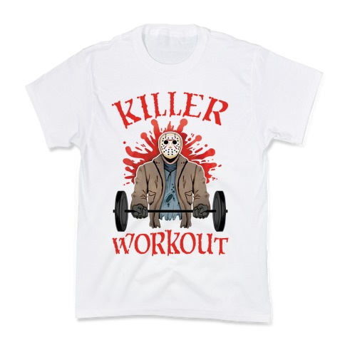 Killer Workout Kids T-Shirt