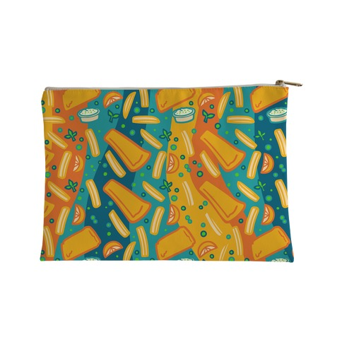 Groovy Fish And Chips Accessory Bag