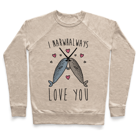 I Narwhal Ways Love You