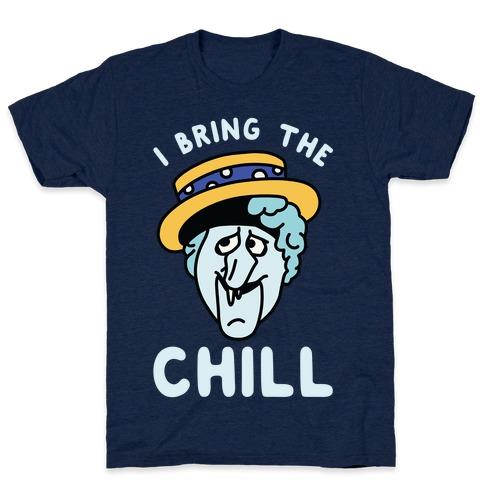 I Bring The Chill Snow Miser T-Shirt