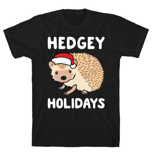 Hedgey Holidays Mens T-Shirt
