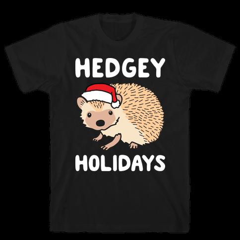Hedgey Holidays Mens T-Shirt