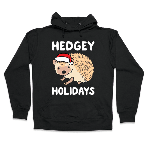 Hedgey Holidays Hooded Sweatshirt