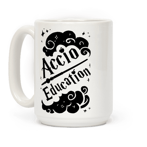 Accio Education! Coffee Mug