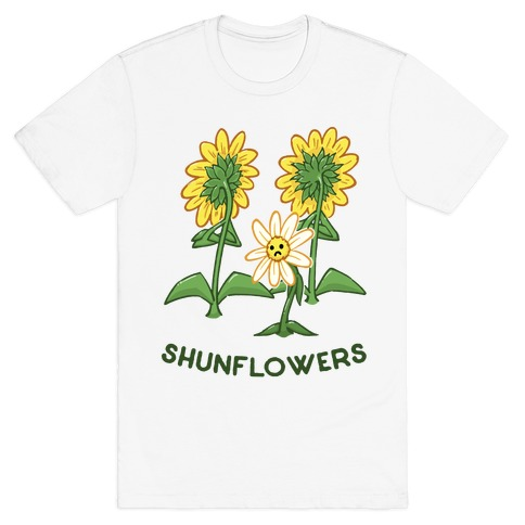 Shunflowers T-Shirt