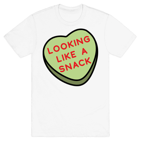 Looking Like a Snack Mens T-Shirt