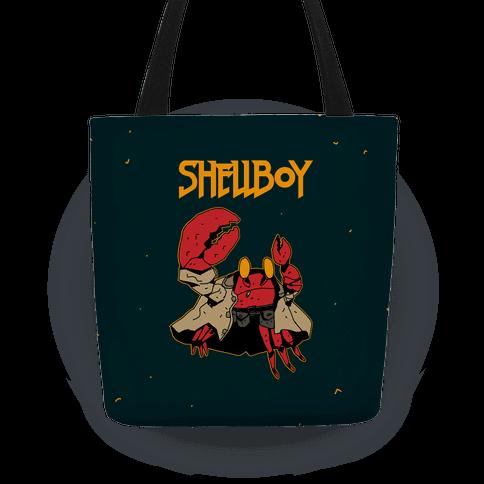 Shell Boy Tote