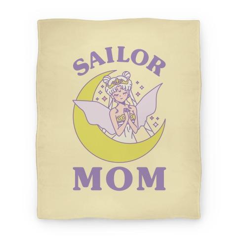 Sailor Mom Blanket