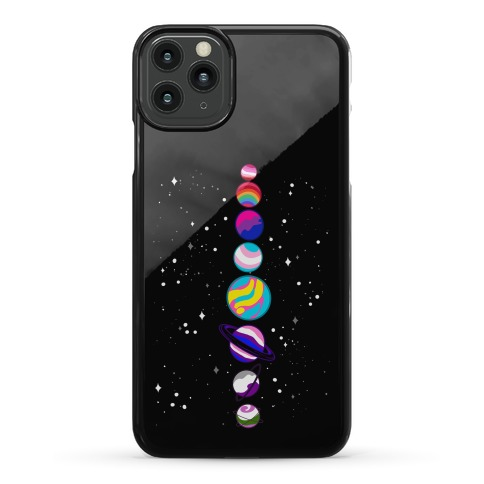 LGBTQ+ Planets Phone Case