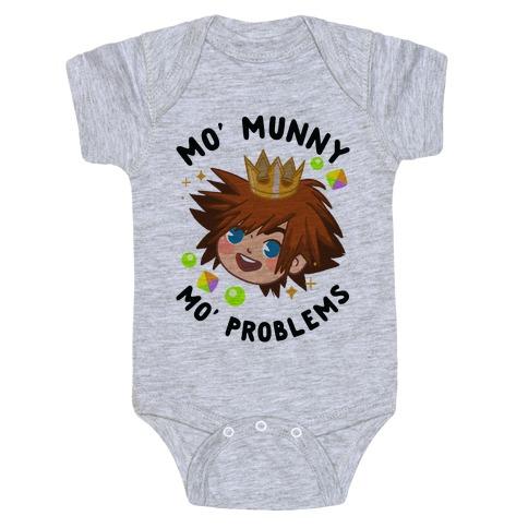 Mo' Munny Mo' Problems Sora Baby Onesy