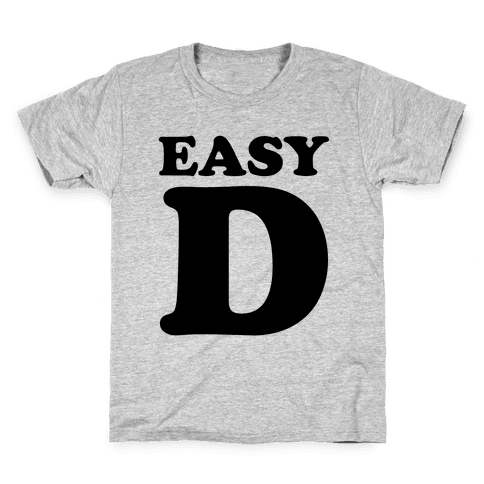 Easy D Kids T-Shirt