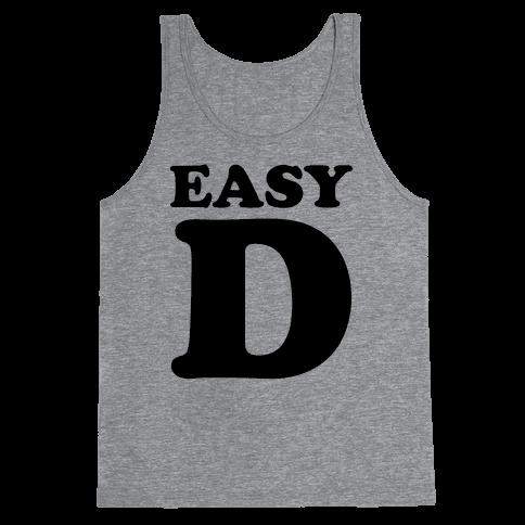 Easy D Tank Top