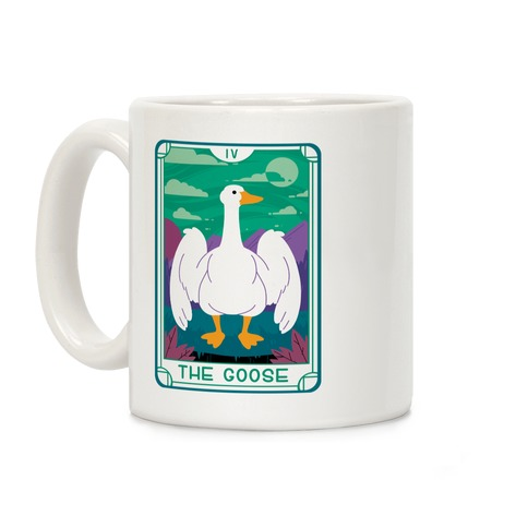 The Goose Tarot Coffee Mug