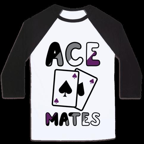 Ace Mates B Baseball Tee