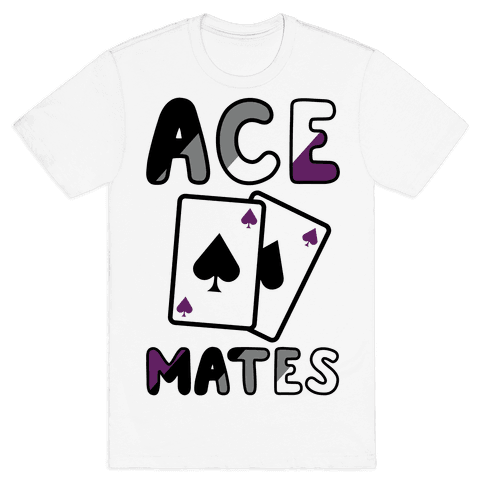 Ace Mates B Mens T-Shirt