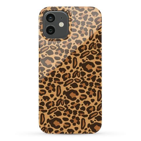 Leopard Print Pattern Phone Case