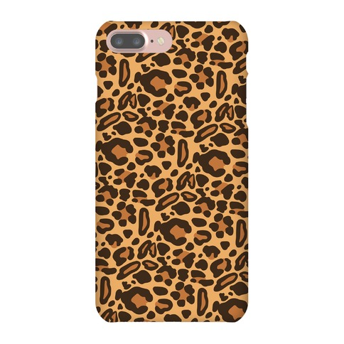 Leopard Print Pattern Phone Case