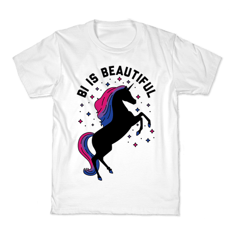 Bi Is Beautiful Kids T-Shirt