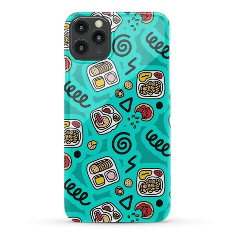 Lunch Pack Snack Pattern Phone Case