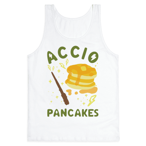 Accio Pancakes Tank Top
