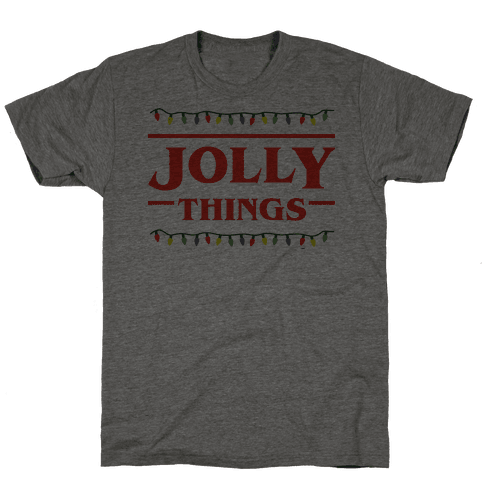 Jolly Things Mens T-Shirt