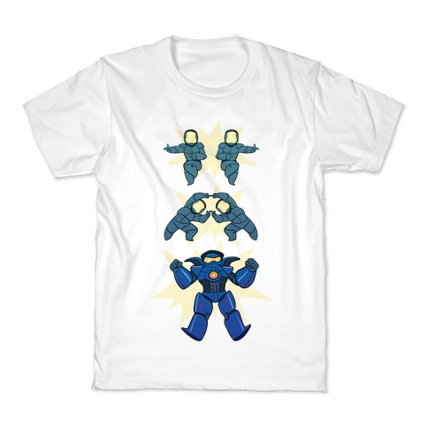 Jaeger Fusion Dance Kids T-Shirt