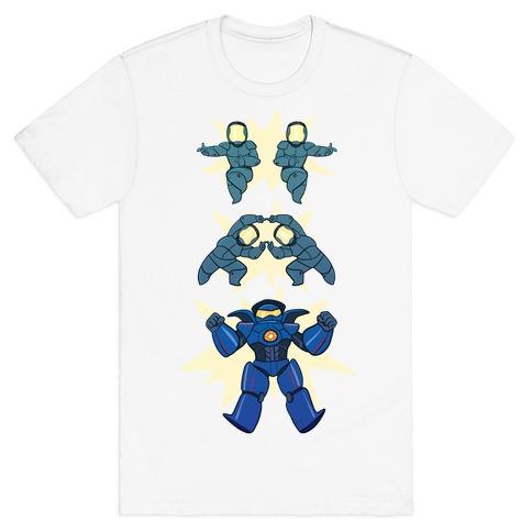Jaeger Fusion Dance T-Shirt
