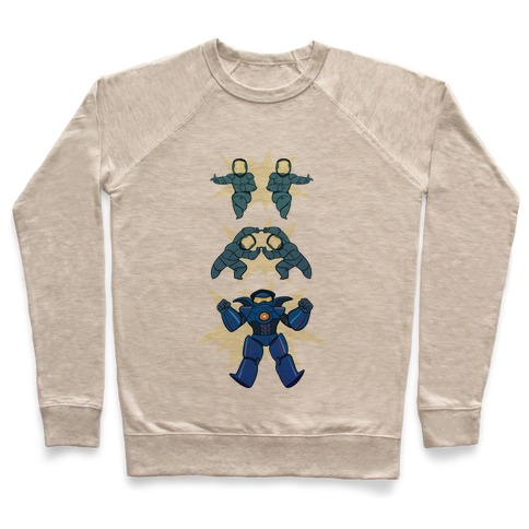 Jaeger Fusion Dance Pullover