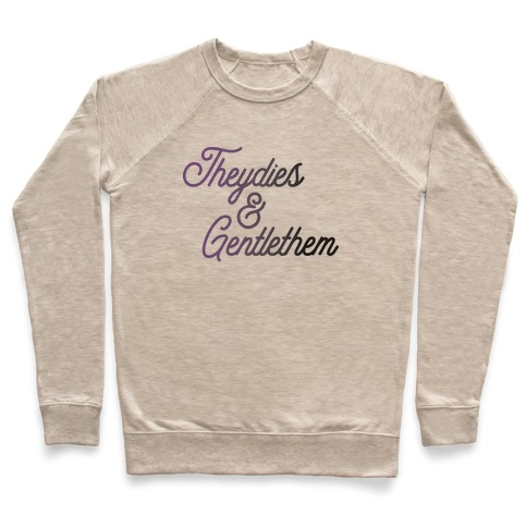 Theydies & Gentlethem Pullover