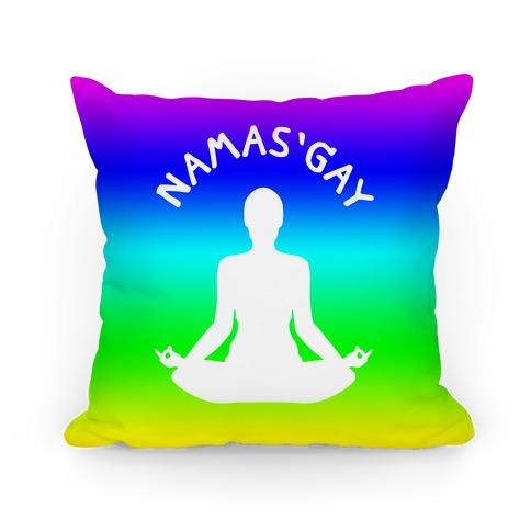 Namas'gay Pillow