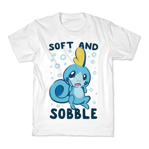 Soft and Sobble Kids T-Shirt