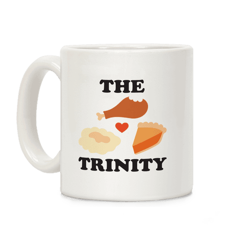 Thanksgiving Trinity Coffee Mug