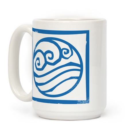 Water Bender Coffee Mug