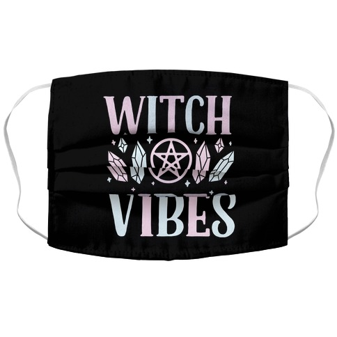 Witch Vibes Face Mask