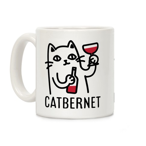 Catbernet Coffee Mug