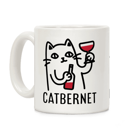 Catbernet Coffee Mug