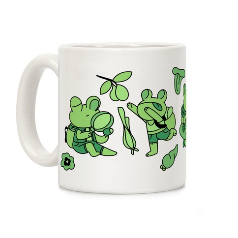 Forage Frogs Coffee Mug