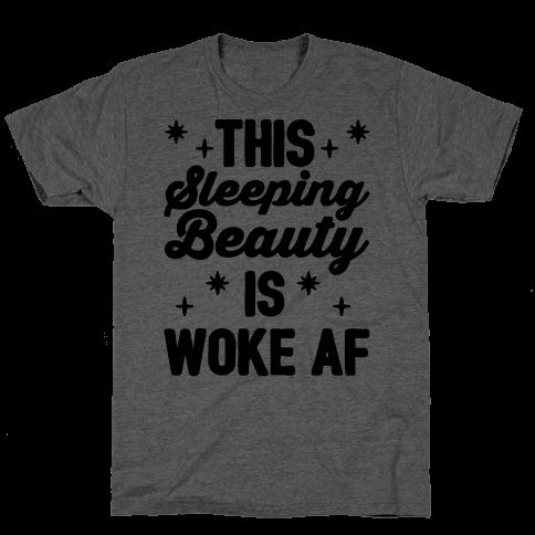 This Sleeping Beauty Is Woke Af