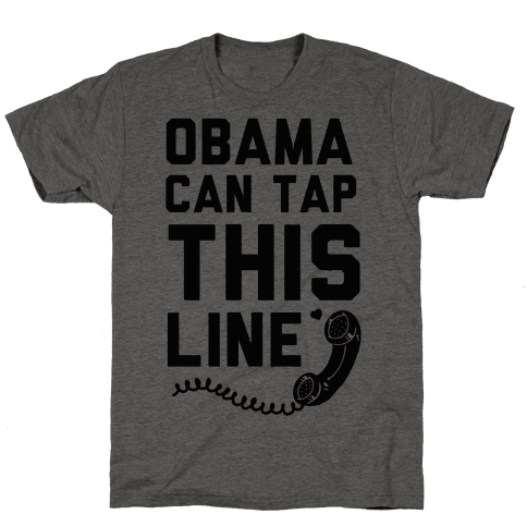 Obama Can Tap this Line