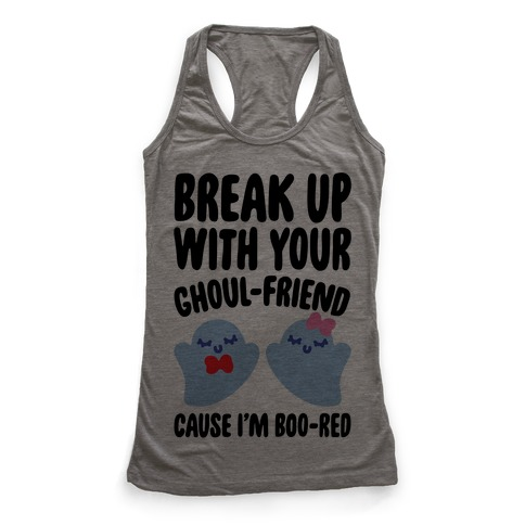 Break Up With Your Ghoul Friend Parody