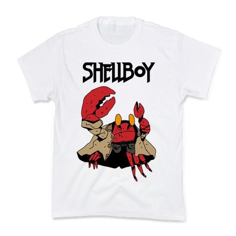 Shell Boy Kids T-Shirt