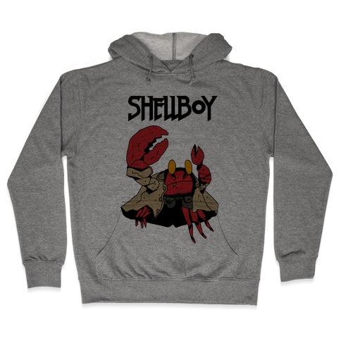 Shell Boy Hooded Sweatshirt