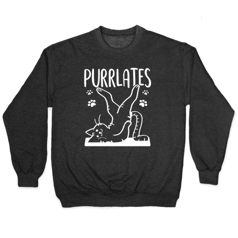 Purrlates Pullover