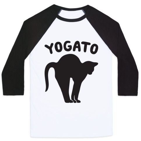 Yogato Baseball Tee