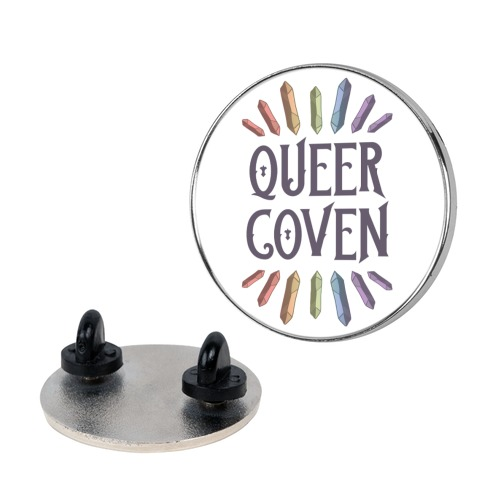 Queer Coven Pin